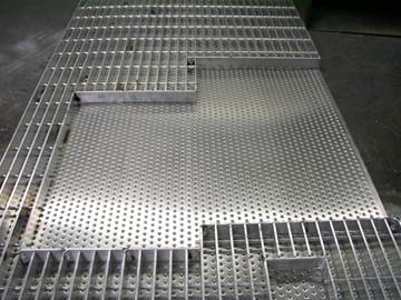 江西复合钢格栅板