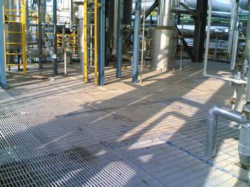 山西电厂钢格栅板