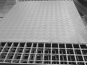 山西复合钢格栅板