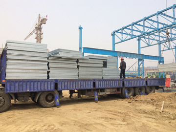 中冶天工日钢改建项目