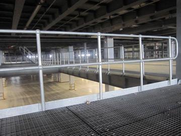 污水厂钢格栅板