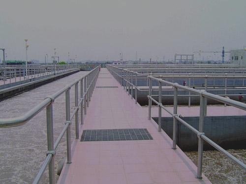 浙江温州污水处理厂