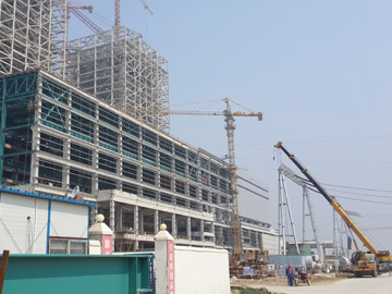 淮北平山电厂