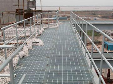 桥墩钢格栅板