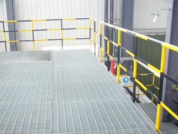 检修平台钢格栅板